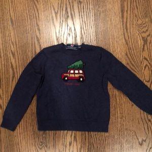 Vineyard Vines Boys Woody Sweater sz3